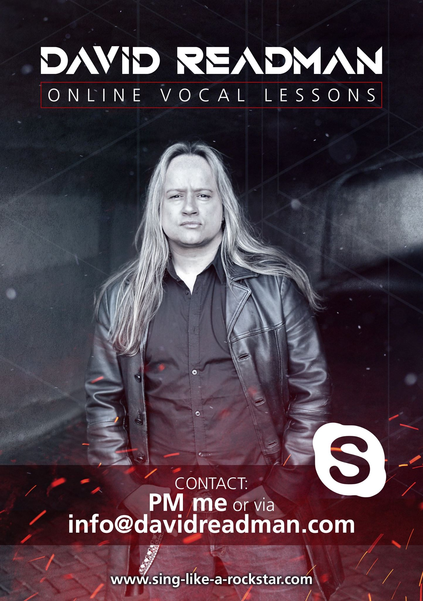 ONLINE VOCAL LESSONS!